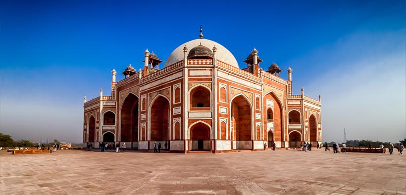 Humayun's Tomb Places to Visit in New Delhi