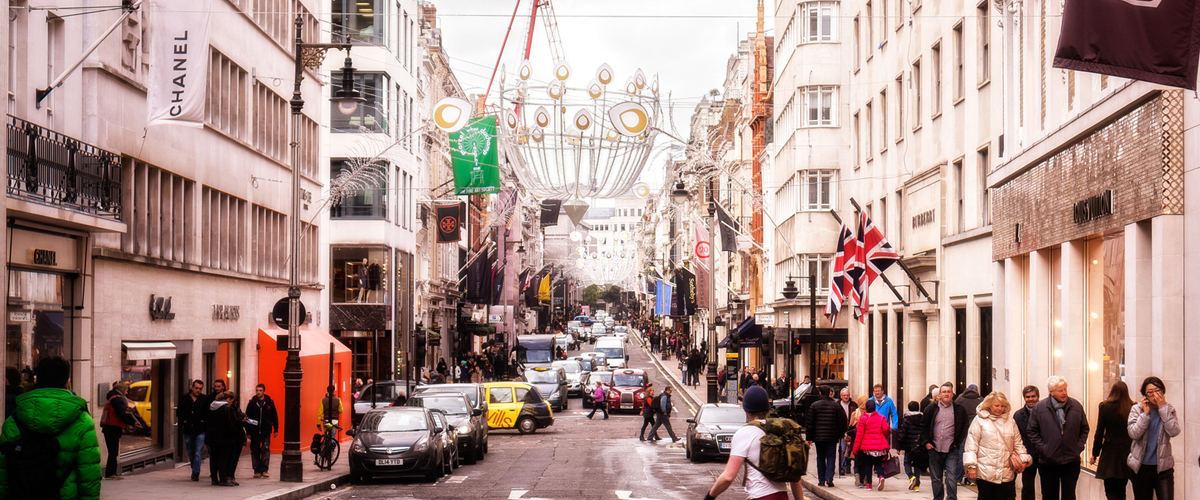 Spend a day at Bond Street on your next London trip