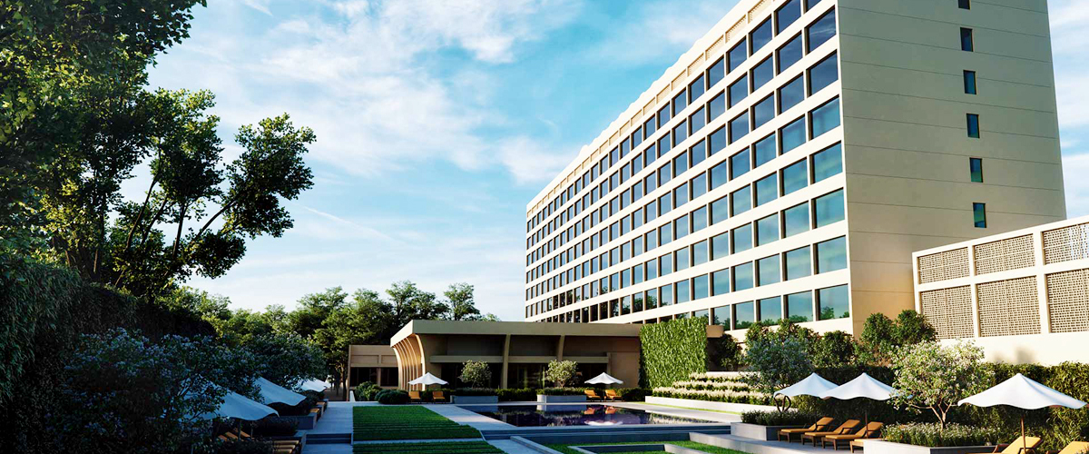 Oberoi Delhi, renovated look, best hotel of Delhi after renovation, first look after makeover of 5 star hotel of Delhi
