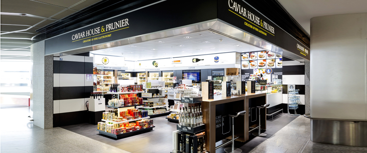 Flying to Frankfurt? Try The Caviar
