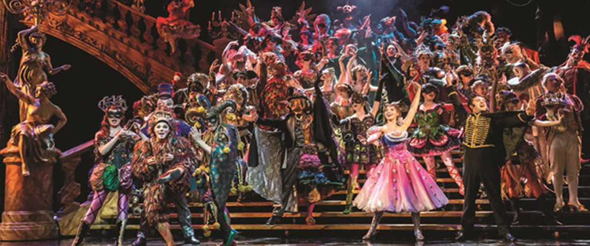 London attraction, things to do in london, phantom of the opera, her majesty's theatre, luxury week end london