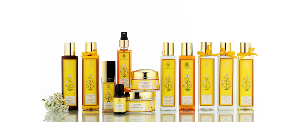 A Wide Range Of Body Oils And Accessories For Relaxation Packed In Small Portable Bottles