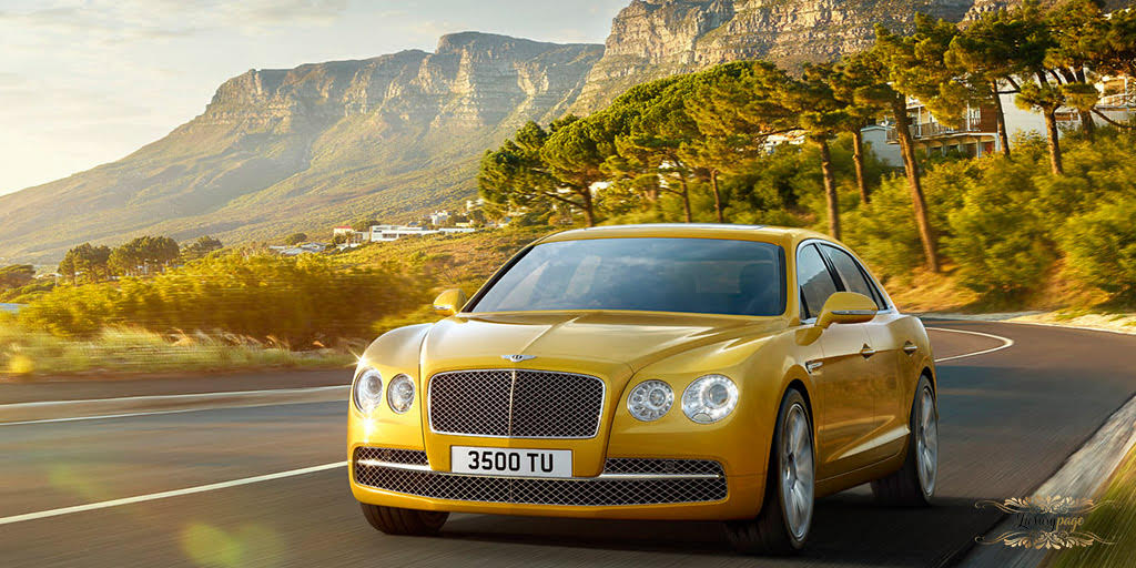 Bentley Continental Flying Spur - expensive car in India