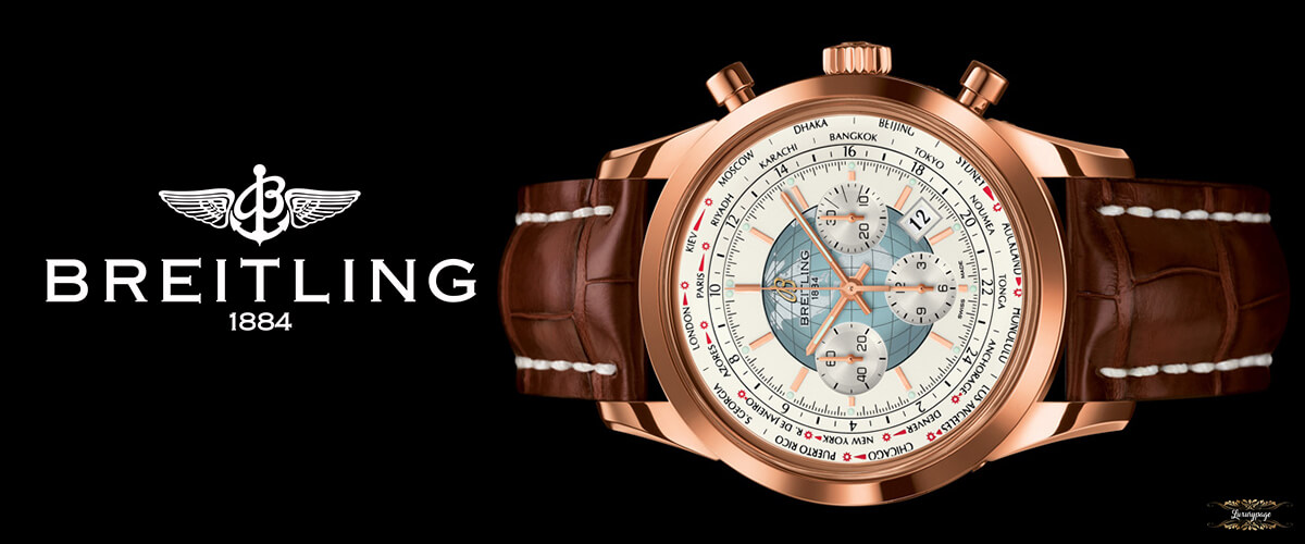 Breitling, Luxury Watch Brands in India