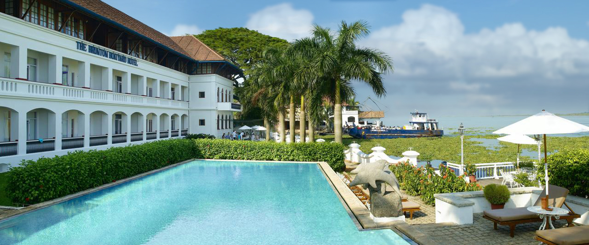 The Brunton Boatyard, a heritage hotel in Fort Kochi is inspired by the rich colonial history of the region