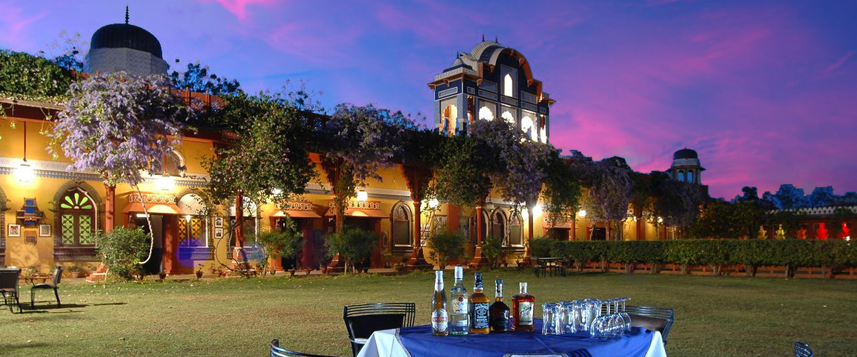 Bundelkhand Riverside, once a hunting lodge of the Orchha royals, is now regarded as one of the best heritage properties in India