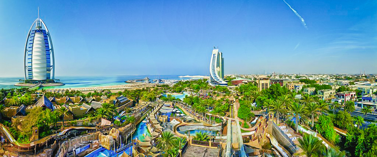 Jumeirah Burj Al Arab, destination wedding, wedding venue, Dubai, Jumeirah Beach, designed as the sail of a ship