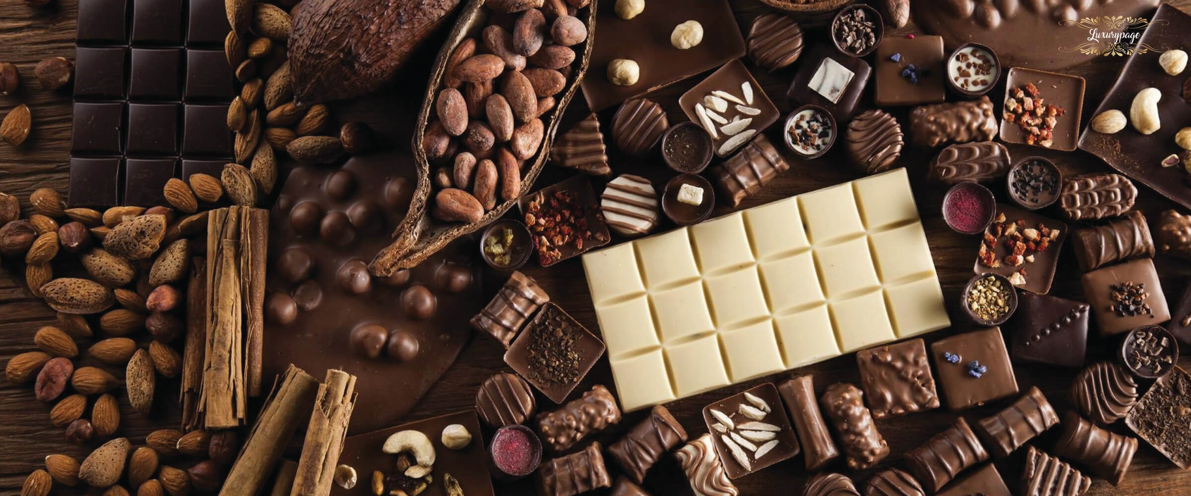 Celebrate December Festival with these 10 Luxury Chocolate Brands