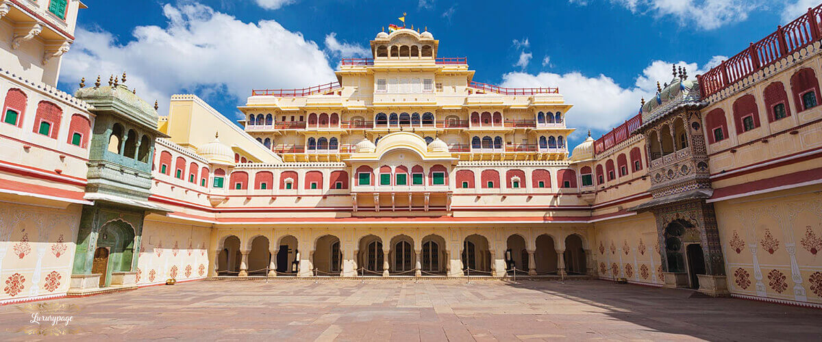 City Palace,  Luxury Wedding Destinations in India