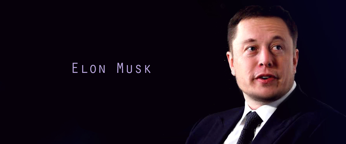 Elon musk, the owner and CEO of Tesla Inc. and SpaceX, and the real life of Tony Stark, a visionist.