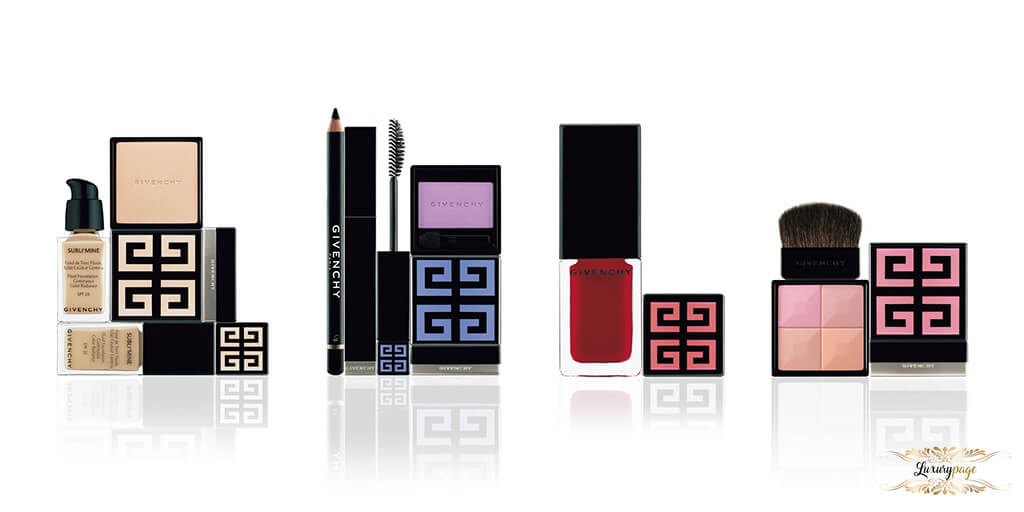 Givenchy, Luxury Cosmetic Brands in India