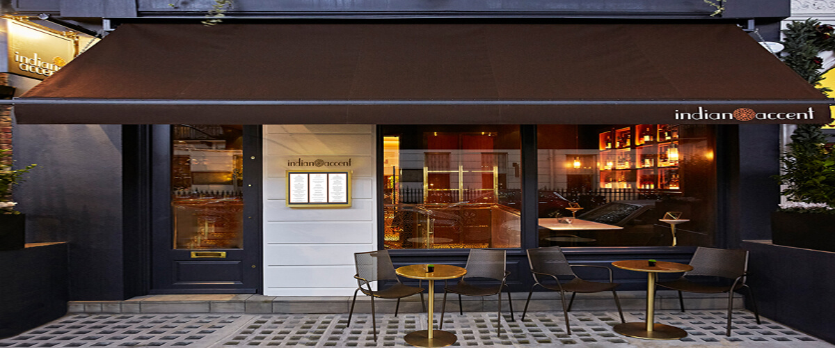 Indian Accent comes to London's Mayfair