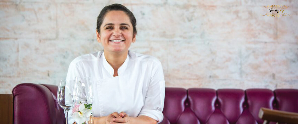 Garima Arora - Michelin Star