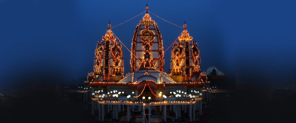 ISKCON Temple - The Best Places to Visit in New Delhi