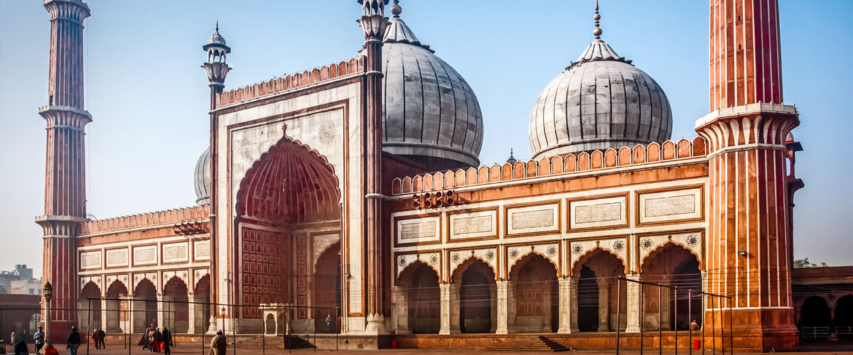 Best Places to Visit in New Delhi - Jama Masjid