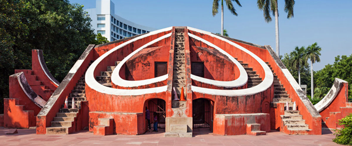 Best Places to Visit in New Delhi - Jantar Mantar