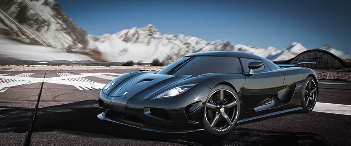 Koenigsegg Agera RS: One of The Fastest Cars in The World