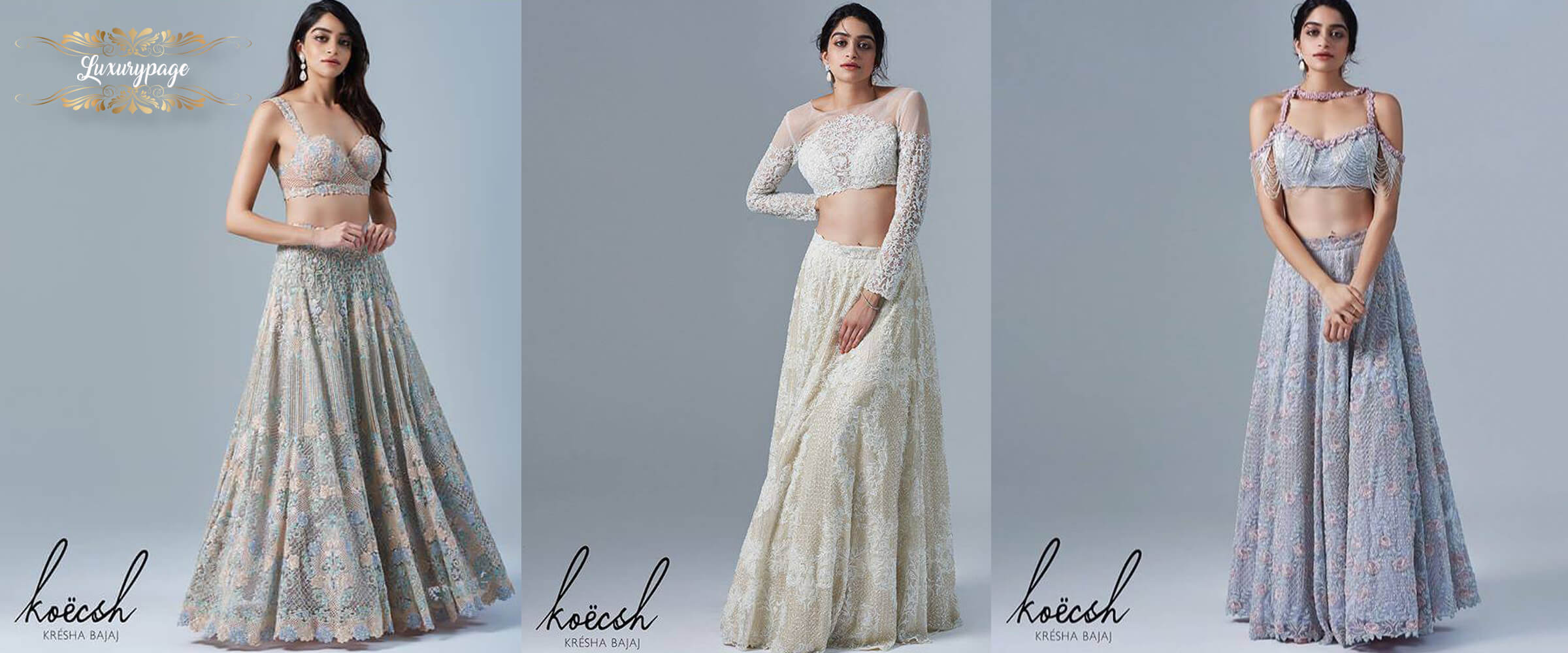 Kresha Bajaj's Newly Launched Bridal Boutique
