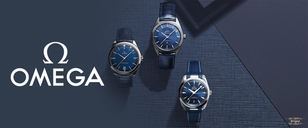Omega, Luxury Watch Brands in India