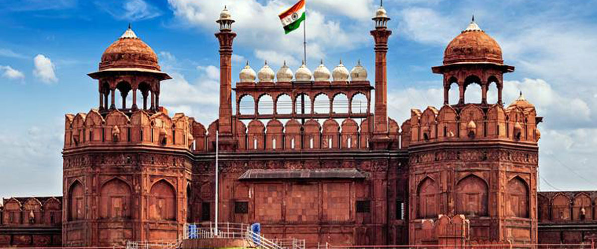 Red Fort - Best Places to Visit in New Delhi