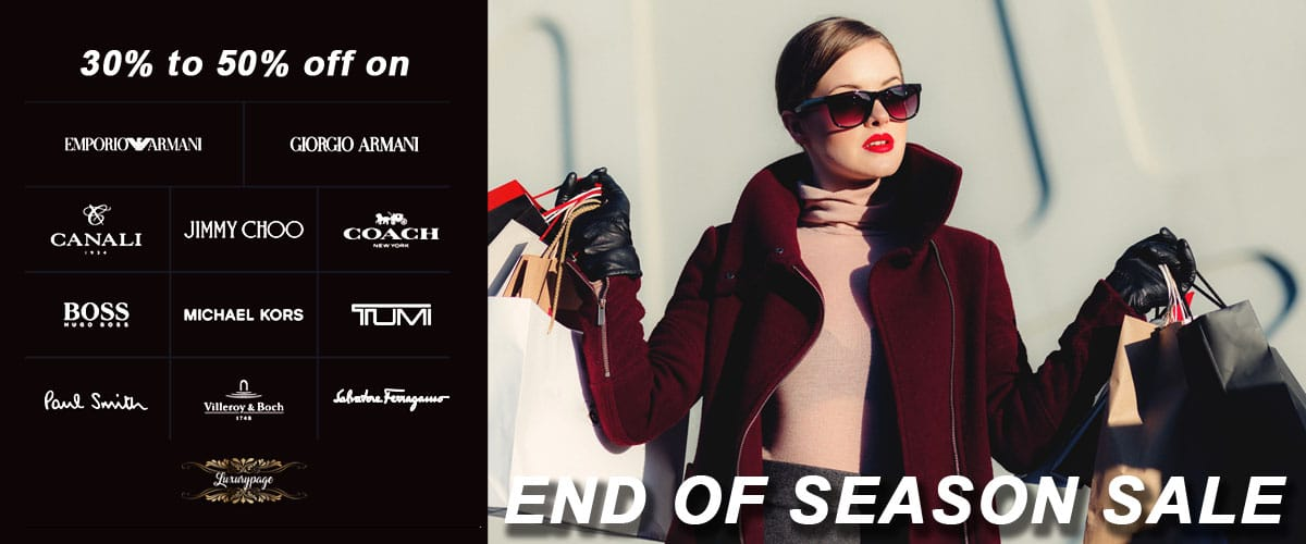 Relish Luxury with Great Discounts on Luxury Brands at DLF Emporio