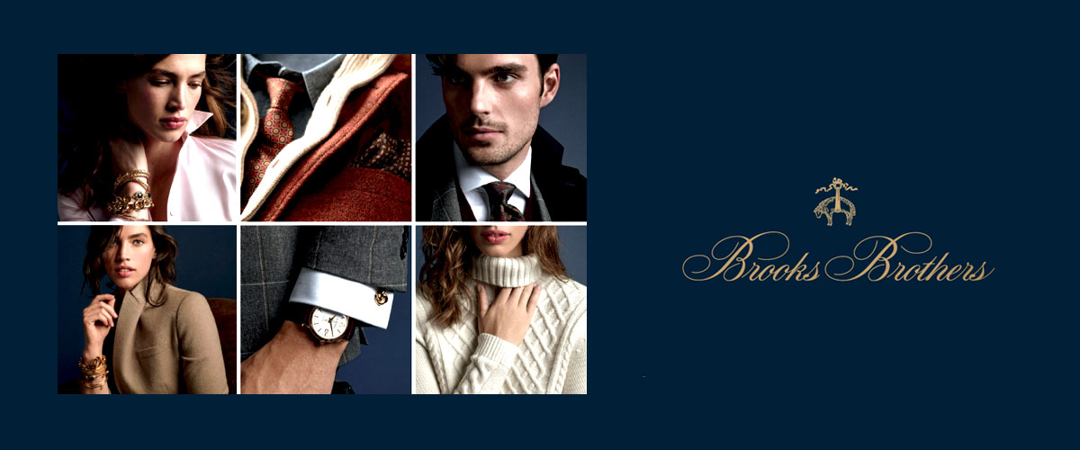Replenish Your Wardrobe with Brooks Brothers' Luxury Wearables & Accessories without Spending Much