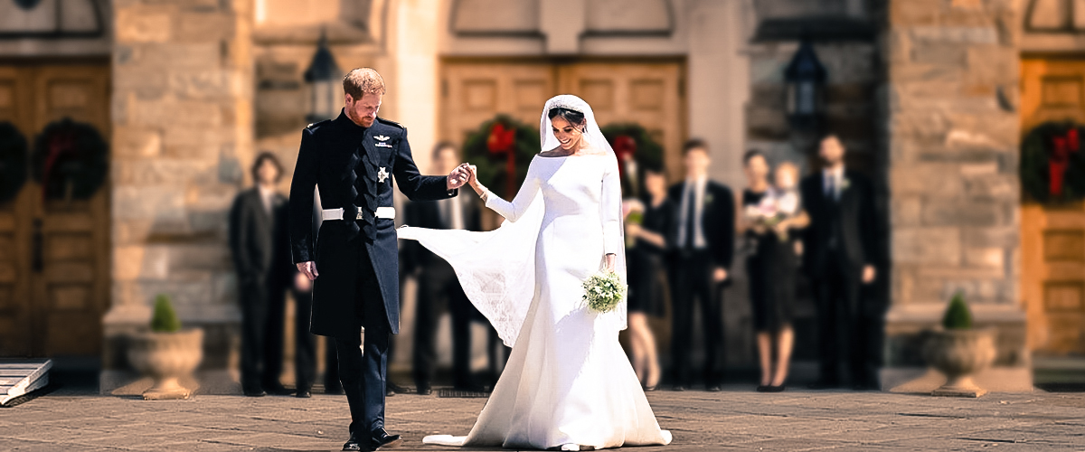 Style File: The Royal Wedding