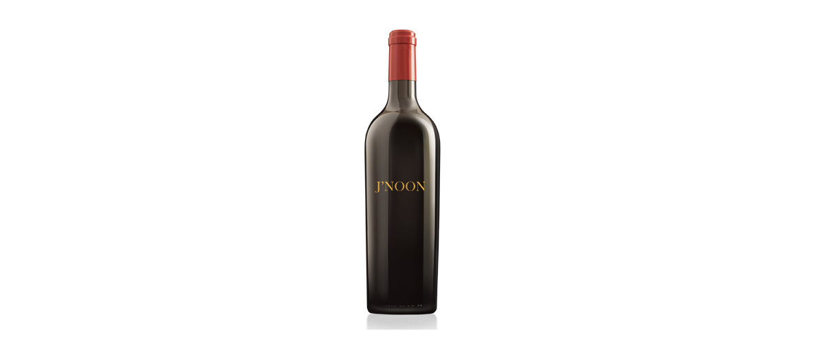 A Bottle Of The Most Expensive Indian Red Wine, The J'noon Red Wine
