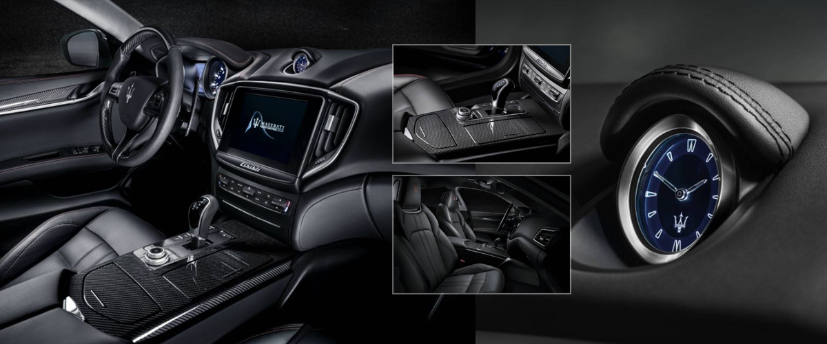 A sneak peek into the features of the new Maserati Ghibli 2018 with its super stunning steering wheel and other noteworthy features that will suppport a comfortable travel.