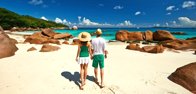 "The most Romantic Dream Honeymoon Destination ""The Seychelles Island"""