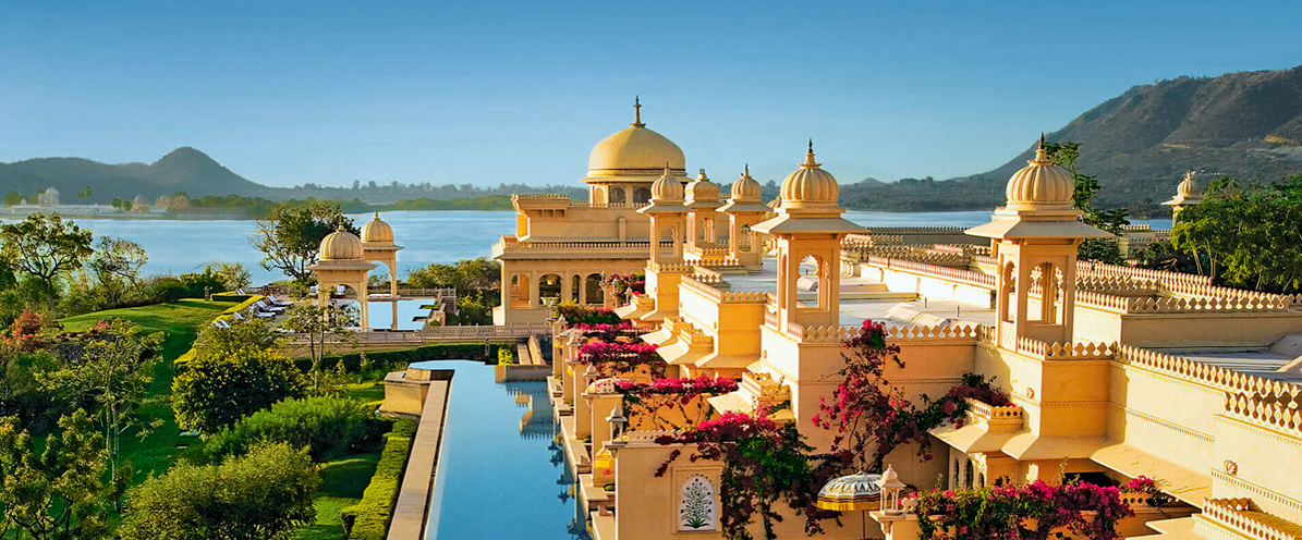 The Oberoi Udaivilas: Regal, Romantic, Historic!