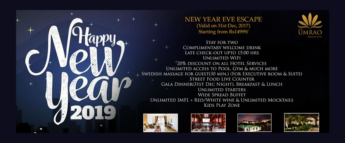 Grand New Year Parties in Delhi NCR