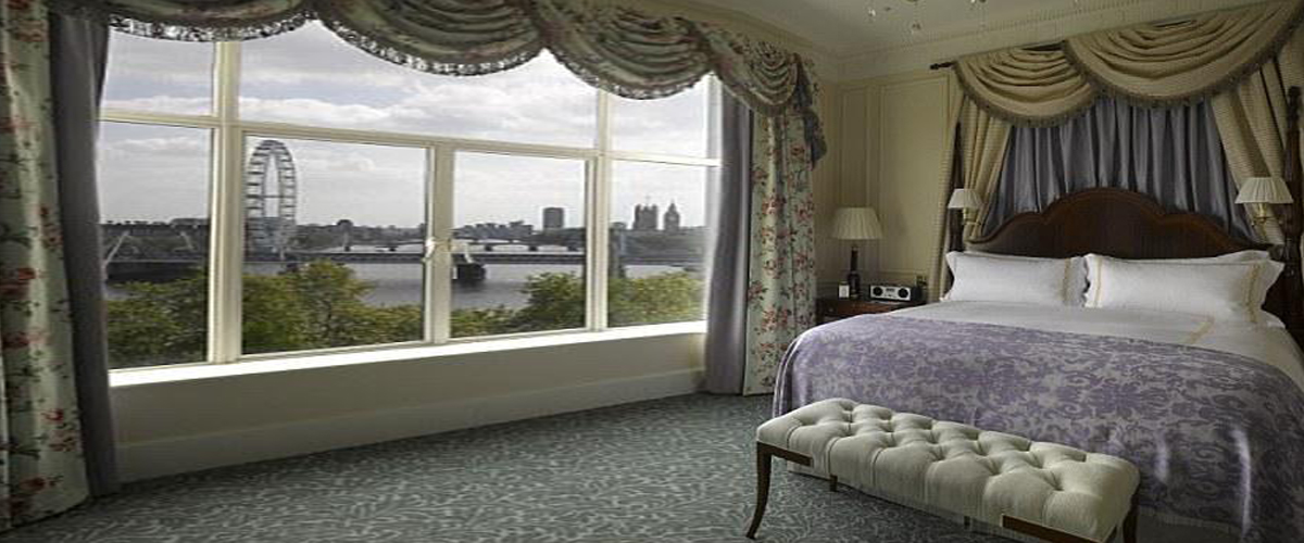 London attraction, things to do in london, View of the London eye, London's most luxurious hotels, luxury trafalgar square