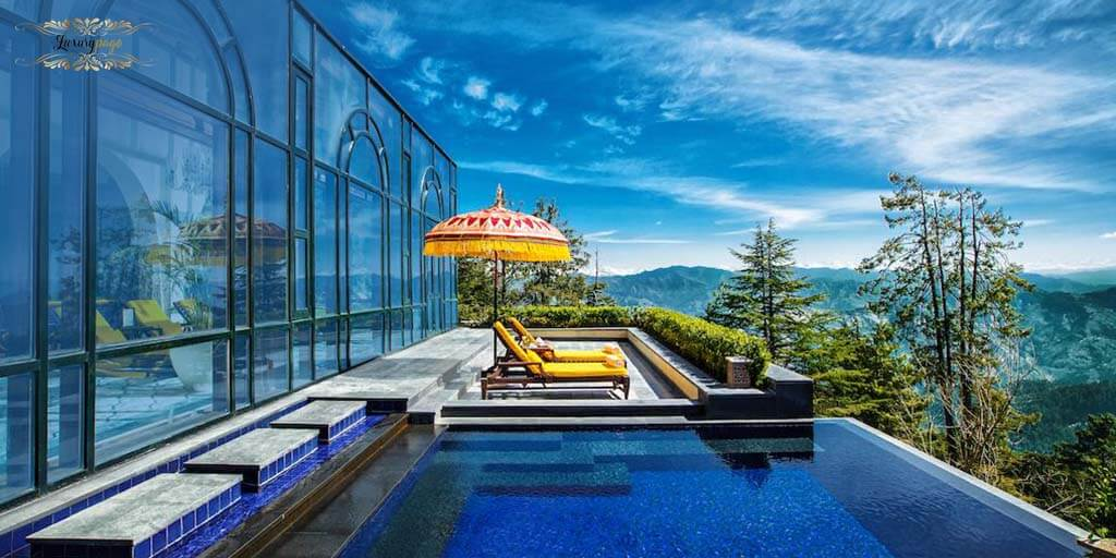 Wildflower Hall Spa, Luxury Spas in India