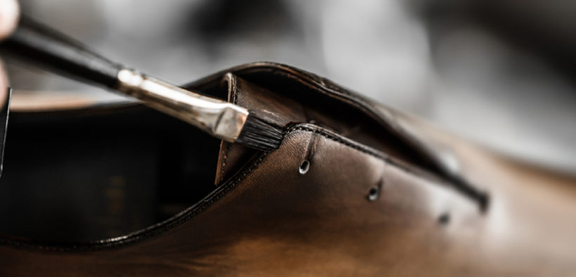 Find the perfect fit for your feet at Berluti