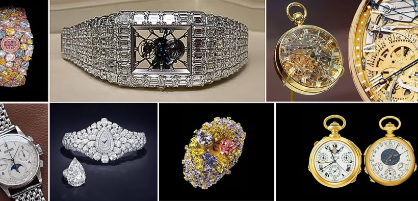 7 most expensive timepieces