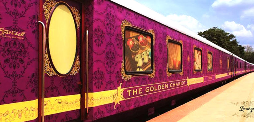 6 Luxury Trains in India